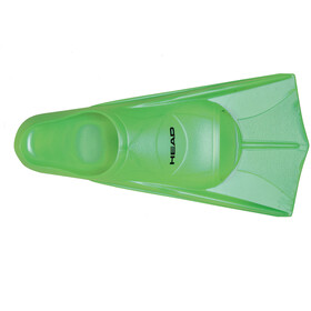 Head Soft Swim Fin lime